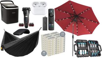 Daily Deals on Amazon: AirPods, Hammocks, Patio Umbrellas And More!