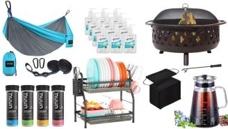 Daily Deals on Amazon: Fire Pits, Hand Sanitizer, Nuun Energy And More!