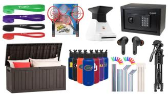 Daily Deals on Amazon: Bug Zappers, Metal Straws, Printers And More!