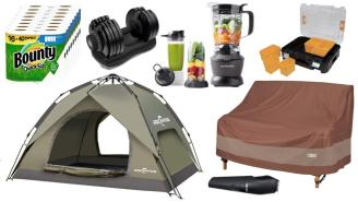 Daily Deals on Amazon: Patio Covers, Paper Towels, Blenders And More!