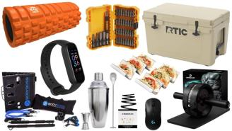Daily Deals on Amazon: Taco Holders, Foam Rollers, Ice Chests And More!