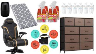 Daily Deals on Amazon: Disc Golf Sets, Solo Cups, Brita Filters And More!