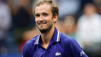 Daniil Medvedev Pulled Out An Amazing 'FIFA' Goal Celebration After Winning The U.S. Open