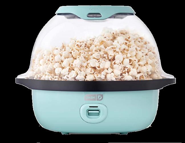 Dash SmartStore Deluxe Stirring Popcorn Maker