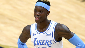 Dennis Schroder Pulls Out A Major Flex While Poking Fun At His Botched Contract On Instagram