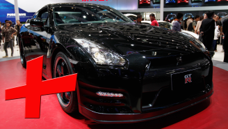 Doctor Uses 200 MPH Nissan GT-R As A High Speed Ambulance In Life Or Death Situations