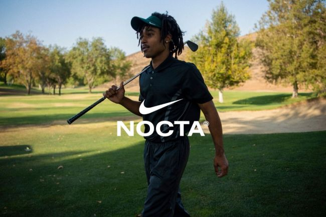 Drake Nocta Golf First Look