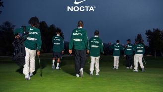 Get A First Look At Drake And Nike's NOCTA Golf Collection