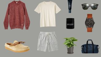 Everyday Carry Essentials: Shorts And Sweater Weather