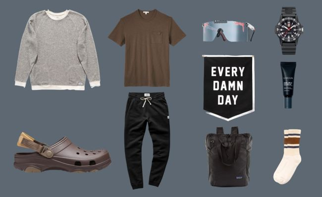 Everyday Carry Essentials: Cool and Comfortable