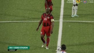 Suriname VP, Former Drug Trafficker Is Trying To Break Records For Most Rules Broken In A Soccer Match