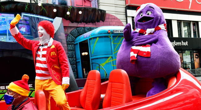 Explanation Of What The McDonalds Character Grimace Is Blows Minds