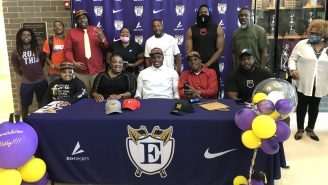 This Arizona State Recruit Trolling Georgia During His Commitment Ceremony Is A BOLD Move
