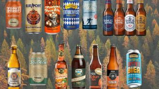 The Best Fall Beers 2021: From Pretzel To Pumpkin, And More