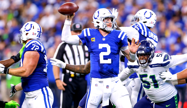 Fans React To Hard Knocks Airing In-Season With The Indianapolis Colts This November