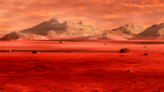 The First Colonists On Mars May Have To Use Their Own Blood To Create Concrete