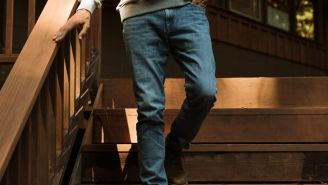 Take $40 Off This Pair Of Denim Jeans From Flint And Tinder