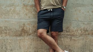We're Still Wearing Shorts—Grab This Pair From Flint and Tinder For 35% Off
