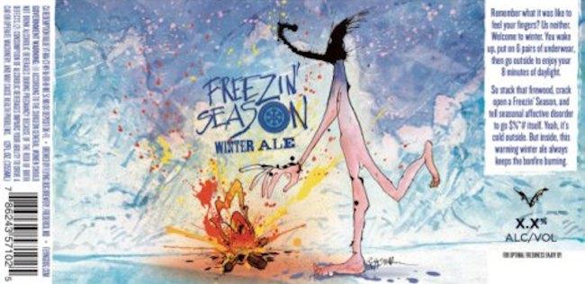 Flying Dog beer label banned North Carolina