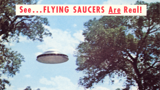 Former Head Of Pentagon UFO Program Writing Tell-All Book With 'Profound Implications'