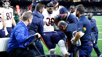 Former Tight End Zach Miller Shares Gory Details About Almost Having His Leg Amputated After Injury