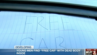 Mississippi Men Take 'Free Car' For A Joyride, Find Dead Body In The Trunk