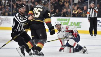 Ryan Reaves Is Teaching The Rangers How To Fight Which Means Tom Wilson And The Capitals Are Toast