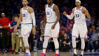 Sixers Fans React To Ben Simmons Reportedly Refusing To Meet With Joel Embiid And Other Teammates Amid Trade Request
