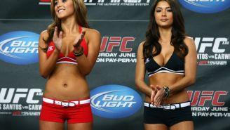 UFC Octagon Girls Arianny Celeste And Brittney Palmer Mock Khabib Nurmagomedov For Calling Ring Girls 'Useless'
