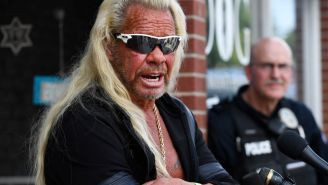 Dog The Bounty Hunter Showed Up At Brian Laundrie's House, Is On The Hunt For The Main Suspect In Gabby Petito's Death