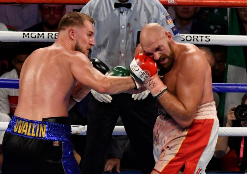 Otto Wallin On Why He Thinks He Could Beat Tyson Fury In A Rematch After Taking Care Of Dillian Whyte