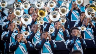 This Jackson State Marching Band Cover Of Drake, Future And Young Thug Goes So Hard
