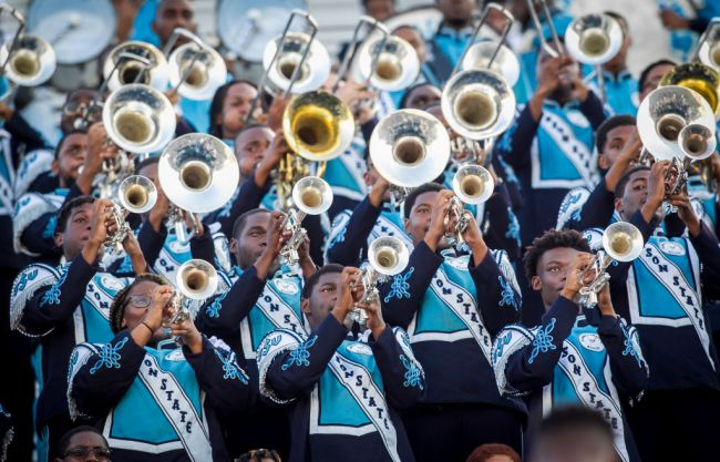 Jackson State Sonic Boom Of The South