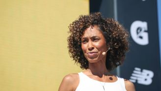 SportsCenter Anchor Sage Steele Calls ESPN's Vaccine Mandate 'Sick' And 'Scary'