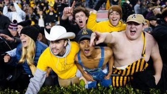 Appalachian State's ENTIRE Football Stadium BELTING Luke Combs Will Give You Chills