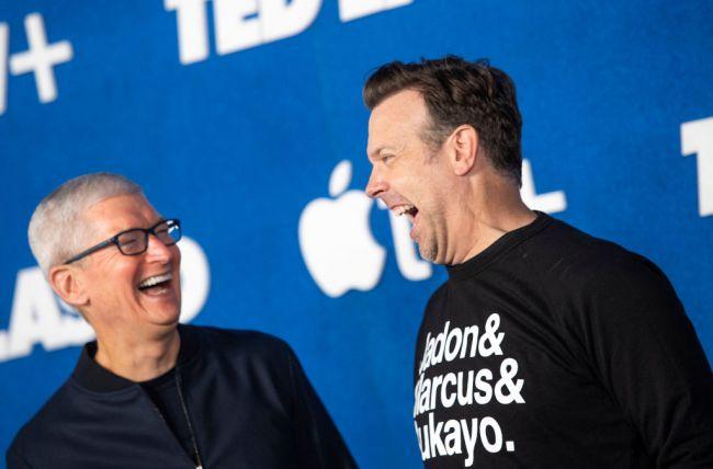 Jason Sudeikis Ted Lasso Pay Raise $1 Million