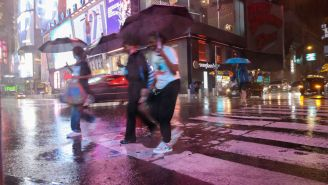 Videos Of Flooding In NYC Subways During Tropical Storm Ida Are Straight Out Of A Horror Movie