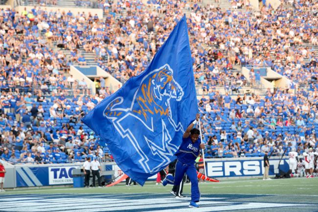 University of Memphis Tigers Big 12 Expansion