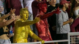 Florida State Fans Are Begging Students To Avoid Intercourse With Football Players Until They Play Better