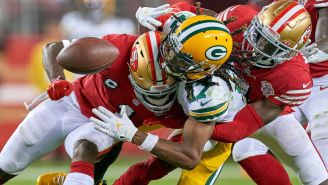 Davante Adams Gave A Humorous Reason For His Ability To Return From Vicious Hit