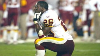 Former NFL Running Back Clinton Portis Faces 10 Years In Prison Over Fraudulent Oxygen Chamber