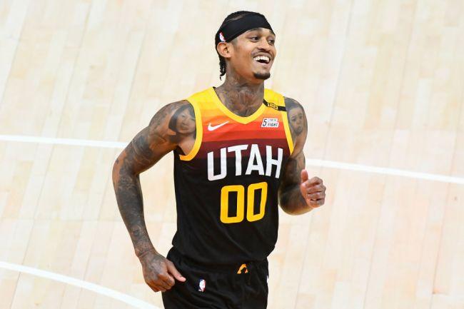Jordan Clarkson Utah Jazz Interview
