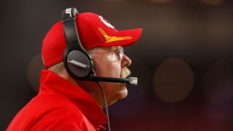 Chiefs HC Andy Reid Reportedly Left Stadium In Ambulance After Feeling Ill Following Game
