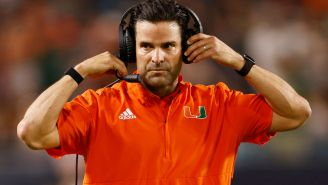 Miami Hurricanes Fans Are Calling For HC Manny Diaz To Be Fired After Embarrassing Blowout Loss To MSU