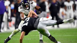 Las Vegas Raiders Reportedly File Complaint And Evidence With NFL Over Dirty Hits On Hunter Renfrow