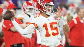 Kansas City Mayor Defends Patrick Mahomes Brother' Jackson Who Is Being Trolled Online After He Threw Water At Ravens Fan