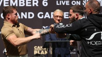 'Don't Talk About My Mom' Canelo Alvarez Was Offended By Caleb Plant Calling Him A 'MotherF***er'