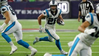 Panthers RB Christian McCaffrey Is Set To Miss 'A Few Weeks' With Hamstring Injury And Fantasy Football Owners Who Drafted Him Are Sick