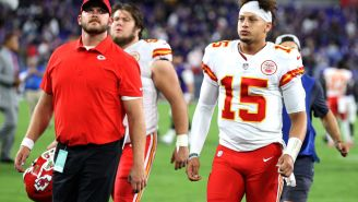Patrick Mahomes' Awful Interception Costs His Team The Game Against Chargers