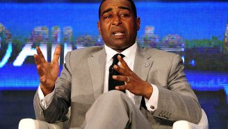 NFL Hall Of Famer Cris Carter Reveals He Started Smoking Crack In College With 'Improper' Money Given To Him By Agent